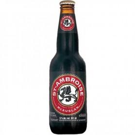Bière st ambroise ale noire à l'avoine
