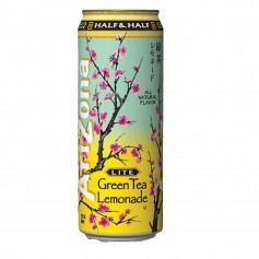 Arizona half and half lemonade