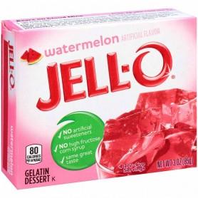 Jell-O Gellée à la pastèque