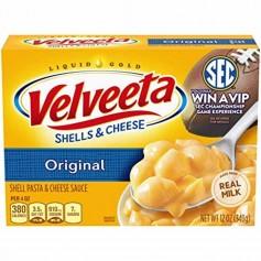Velveeta shells and cheese original