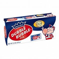 Dubble bubble gum boite théatre