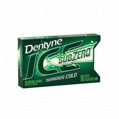 Dentyne ice subzero iceberg mint