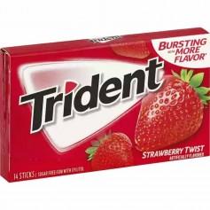 Trident strawberry twist