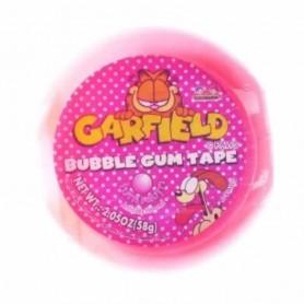 Garfield bubble tape gum