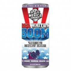 'merica energy - let's 'merica grape again