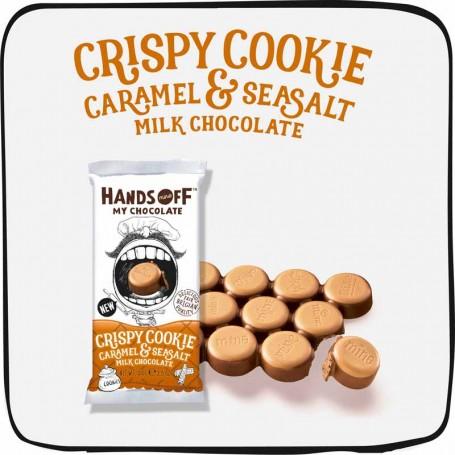 Hand off my chocolate - crispy cookie