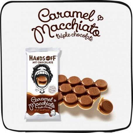 Hand off my chocolate - caramel macchiato