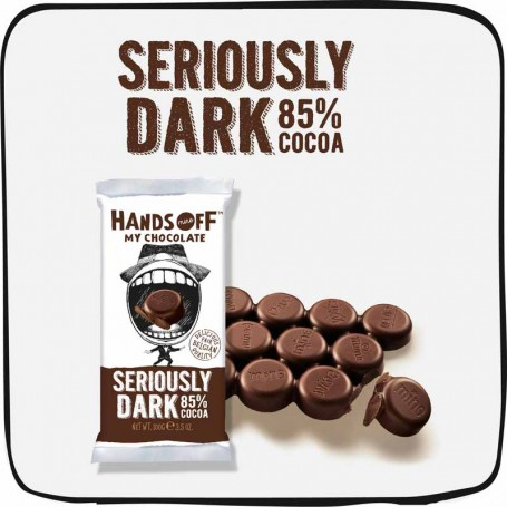 Hand off my chocolate - seriously dark