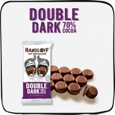 Hand off my chocolate - double dark