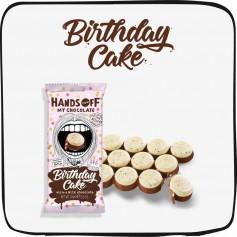 Hand off my chocolate - birthday cake