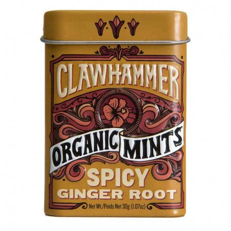 Clawhammer spicy ginger root