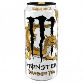 Monster dragon tea yerba tea