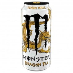 Monster dragon tea yerba tea
