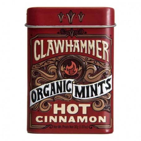 Clawhammer hot cinnamon