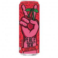 Peace tea cherry