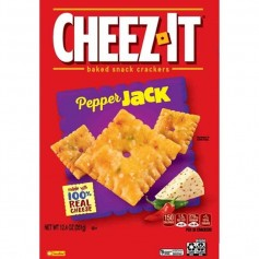 Cheez-it pepper jack GM