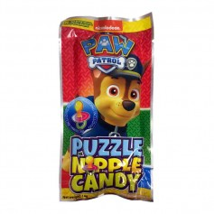 Paw patrol puzzle candy