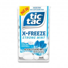 Tic tac x-freeze strong mint