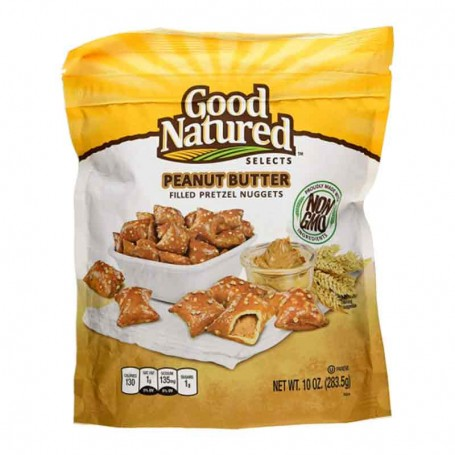 Good natured peanut butter nuggets
