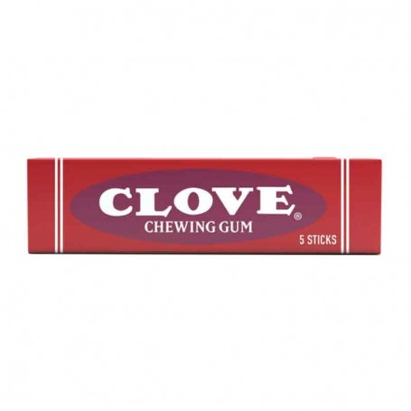Chewing gum clove