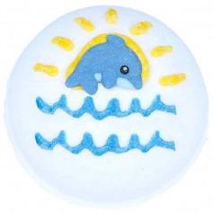 Boule de bain dolphinately