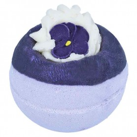 Boule de bain v for violet