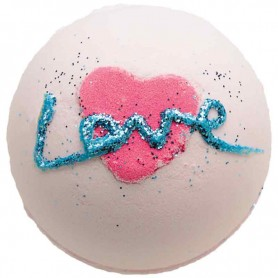 Boule de bain all you need is love