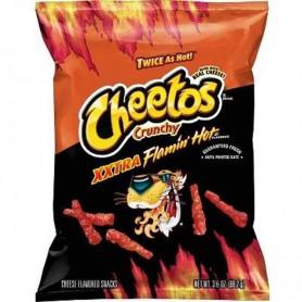 Cheetos xxtra flamin' hot