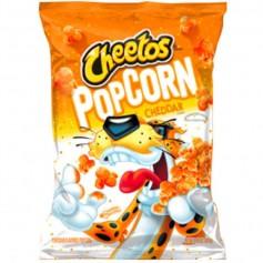 Cheetos popcorn cheddar