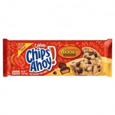 Chips ahoy ! chewy reese's peanut butter cookie