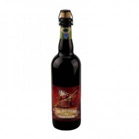 Bière la rousse du trappeur