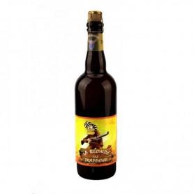 Bière la blonde du trappeur