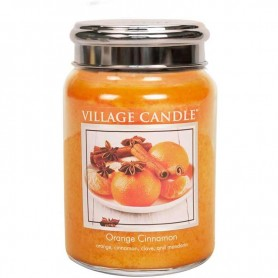 VC Grande jarre orange cinnamon