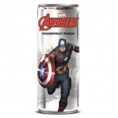 Soda avengers powerfruit captain america