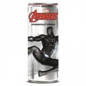 Soda avengers powerfruit black panther