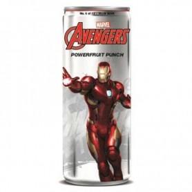 Soda avengers powerfruit iron man