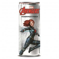 Soda avengers powerfruit black widow