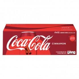 CocaCola cinnamon X12