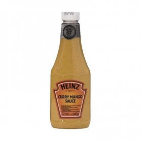 Heinz curry mango sauce 940g