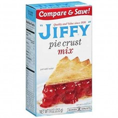 Jiffy pie crust
