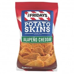 TGI Friday's potato skins jalapeño cheddar