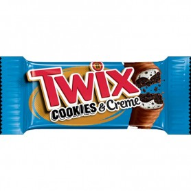 Twix cookie and creme