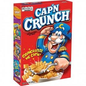 Cap'n'crunch cereal