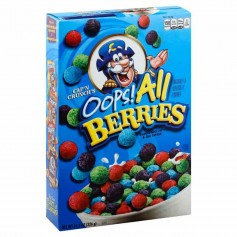 Cap'n'crunch oops! all berries
