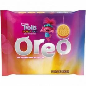 Oreo trolls wolrd tour pink