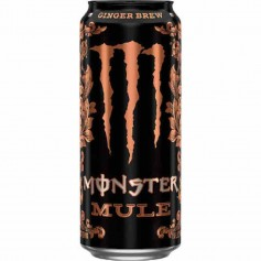 Monster mule ginger brew