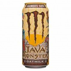 Monster java oatmilk