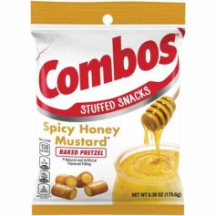 Combos spicy honey mustard pretzel