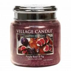 VC Moyenne jarre Purple Basil & fig