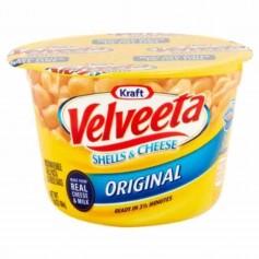 Velveeta shells and cheese bowl